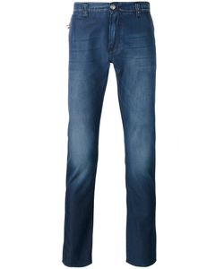 Isaia | Faded Slim Fit Jeans Men