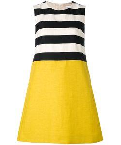 'S Max Mara | S Max Mara Striped Flared Dress Size 42