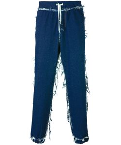 Andrea Crews | Cuffed Straight Jeans Small