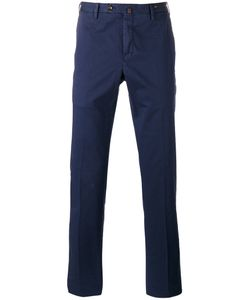 Pt01 | Slim Fit Tailored Trousers Size 50