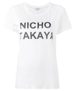 Natasha Zinko | Nicho Takaya T-Shirt