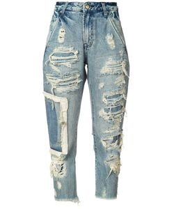 Prps | Distressed Straight Jeans 29