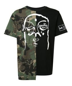 Haculla | Patchwork T-Shirt Xxl