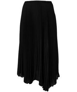 Loyd/Ford | Pleated Asymmetric Skirt