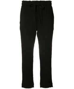 Raquel Allegra | Cropped Trousers 0
