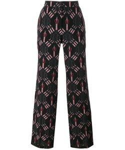 Valentino | Love Blades Pyjama Trousers Small