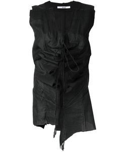 Aganovich | Asymmetric Waistcoat 40