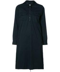Engineered Garments | Zipped Neck Shirt Dress 3