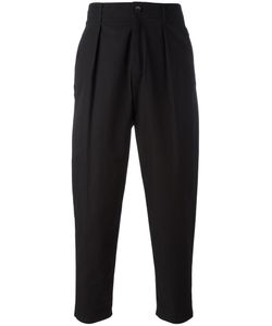 Damir Doma | Pleat Detail Loose-Fit Trousers Size Large
