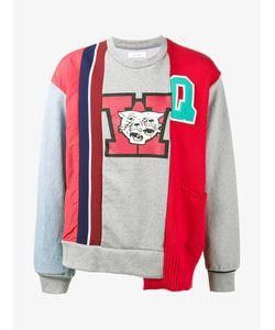 Facetasm | Multi-Panel Sweatshirt Size 3