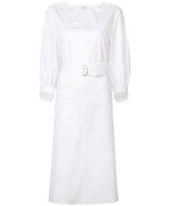Tibi | V-Neck Dress 6