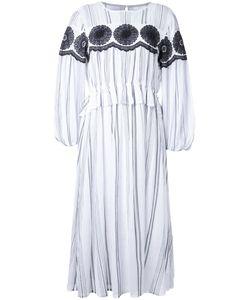 Muveil | Striped Mid Dress Size 38