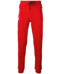 Plein Sport | Logo Print Sweatpants Size Medium