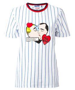 Steve J & Yoni P | Marvel Striped T-Shirt