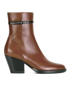 A.F.Vandevorst | Thin Buckle Boots 36