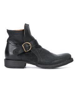 Fiorentini & Baker   Fiorentini Baker Buckle Detail Ankle Boots 40