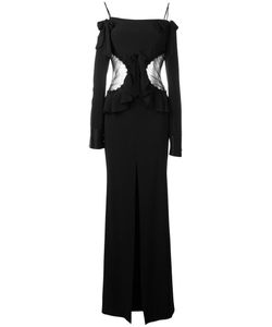 Alessandra Rich   Off The Shoulder Gown