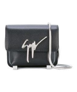 Giuseppe Zanotti Design | Flap Closure Crossbody Bag