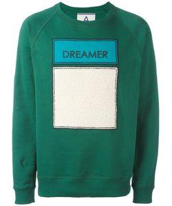 Andrea Pompilio | Dreamer Patch Sweatshirt 50 Cotton