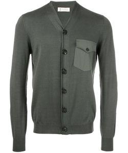 Brunello Cucinelli | V-Neck Cardigan 46 Cotton