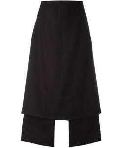 Aalto   Central Slit Skirt 42 Virgin Wool/Polyamide/Viscose