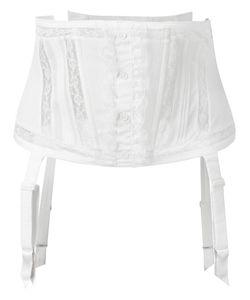 Chantal Thomass | Murmure Waspie Corset Large Polyester/Spandex/Elastane/Polyamide
