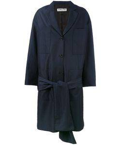 Aalto | Belted Midi Coat