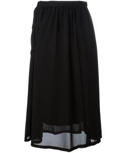 Comme Des Garçons Noir Kei Ninomiya | Double-Layered Skirt Size Xs