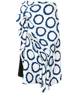 J.W.Anderson | Circle Print Skirt Women 8
