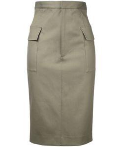 Astraet | Pencil Skirt 1 Cotton