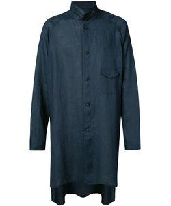 Yohji Yamamoto   Long Shirt Jacket Men