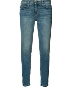 Current/Elliott | Super Skinny Cropped Jeans Size 29