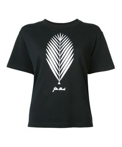 Julien David | Leaf Print T-Shirt