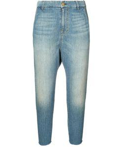 Nili Lotan   High-Waist Cropped Jeans