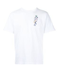 Sacai | Parrot Embroidery T-Shirt Size 2