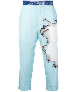 Haider Ackermann | Dye Print Trousers Men
