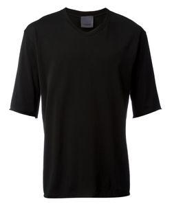 Laneus | Raw Edge T-Shirt Size Large