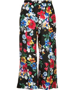 Piamita | Harley Print Cropped Trousers Size Xs