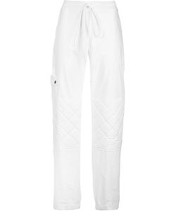 Rosie Assoulin   Quilted Knee Sweatpants