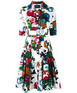 Samantha Sung | Print Shirt Dress Women