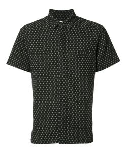 Simon Miller   Printed Shortsleeved Shirt Size 3