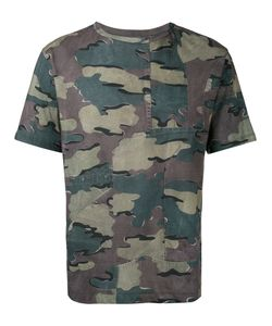 Dries Van Noten | Camouflage T-Shirt Size Large