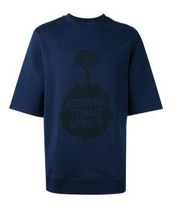 Matthew Miller | Printed Sweat T-Shirt Men