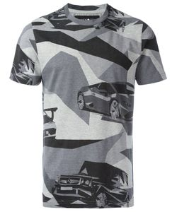 Hydrogen | Camouflage T-Shirt Small Cotton