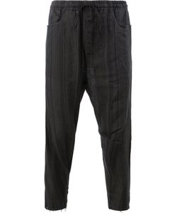 Song For The Mute | Ribbed Track Trousers 46