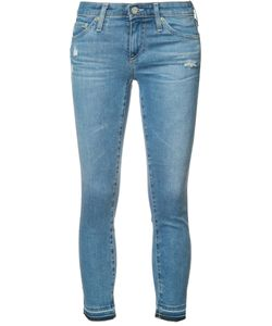 Ag Jeans | Cropped Skinny Jeans Size 28