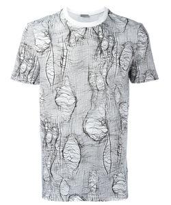 Dior Homme | Broken Stitch Print T-Shirt