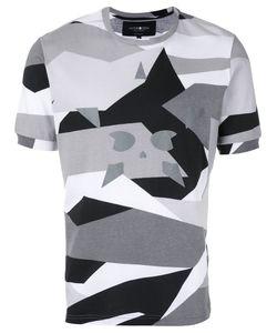 Hydrogen | Star Print T-Shirt Xs