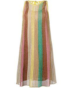M Missoni | Thread Striped Dress Size 42