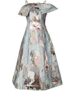 Vika Gazinskaya   Detail Flared Dress